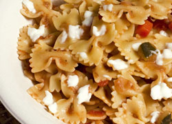 Farfalle all'ortolana